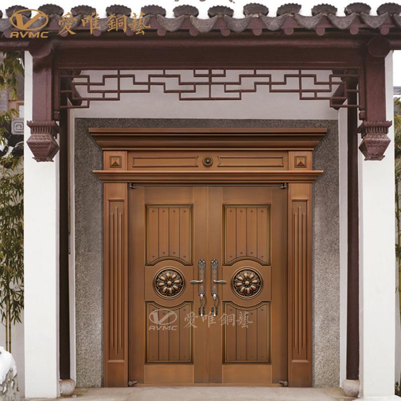 佛山别墅铜门