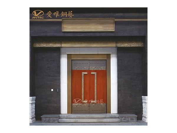 爱唯铜门入户铜门|铜门招商加盟