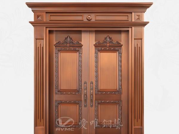 广东别墅铜门的价值体现在哪