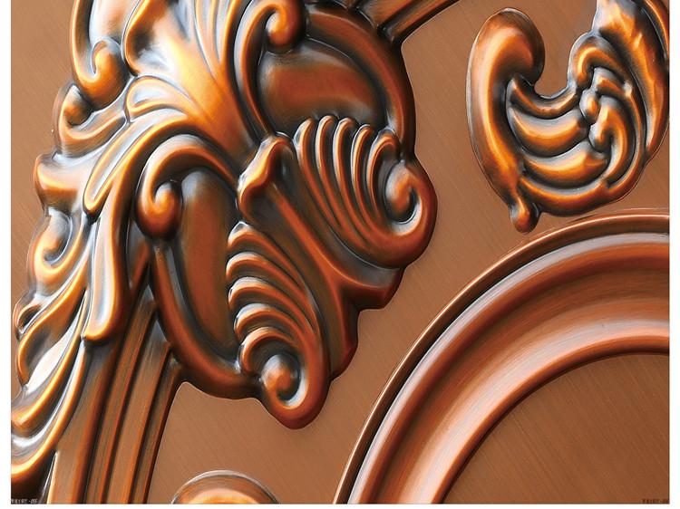 爱唯铜门教你真假铜门的鉴别方法,挑选优质的真铜门。