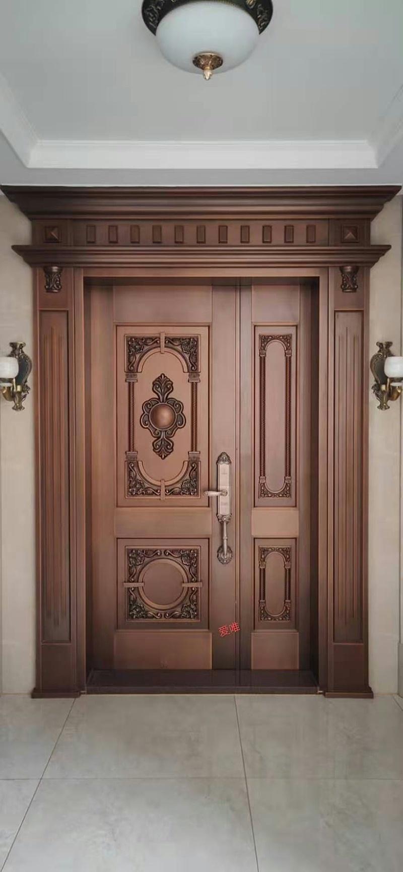 入户铜门 (6)