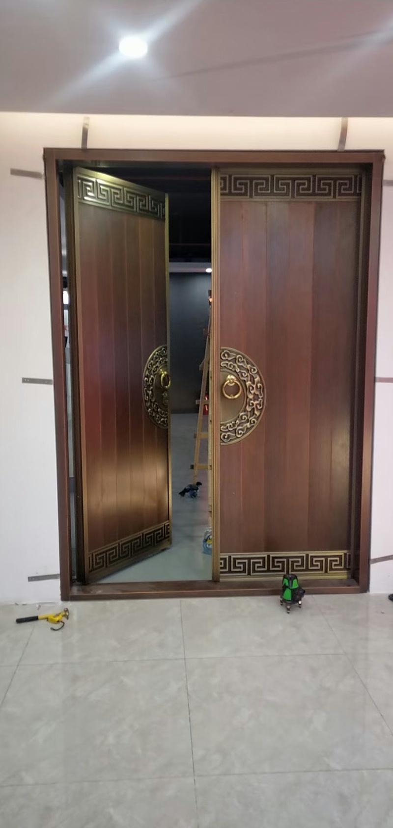 新中式铜门 (1)