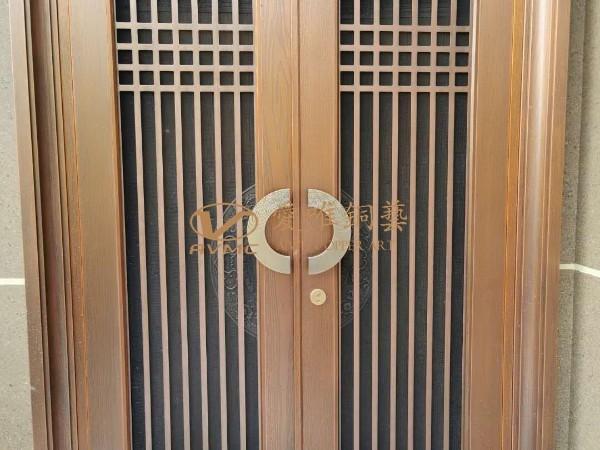 铜门为什么那么流行?