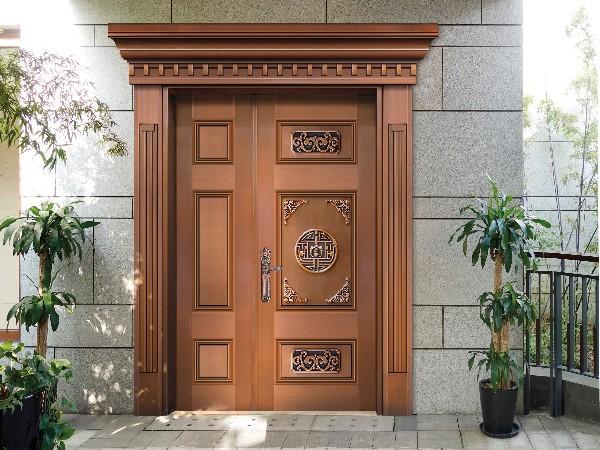 铜门的定义是指真正的铜门