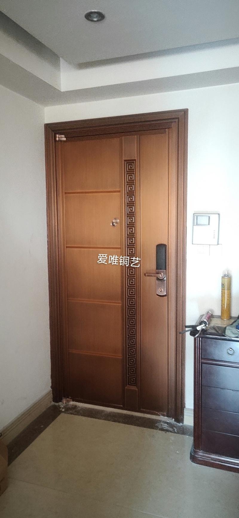 韩式风格铜门 (2)