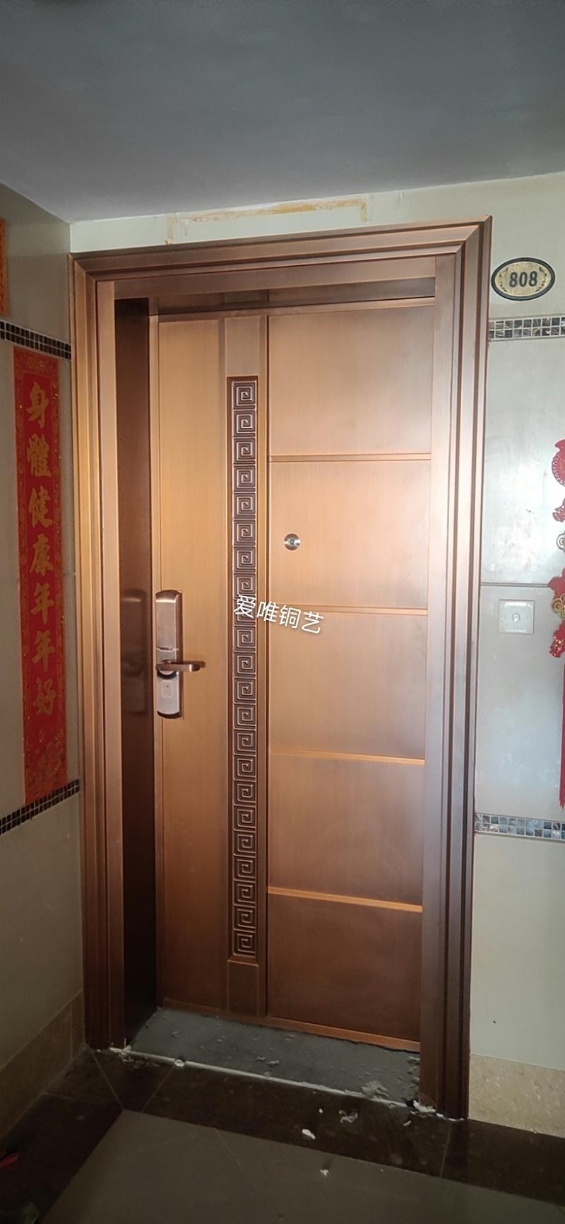 韩式风格铜门 (3)