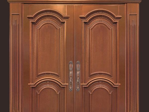您知道铜门定做签合同需要注意什么吗?