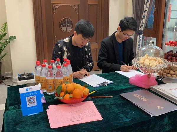 祝贺2019年初佛山铜门生产厂家爱唯铜艺成功进驻天津市场