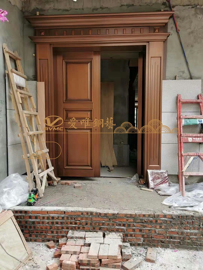 爱唯铜门 (1)