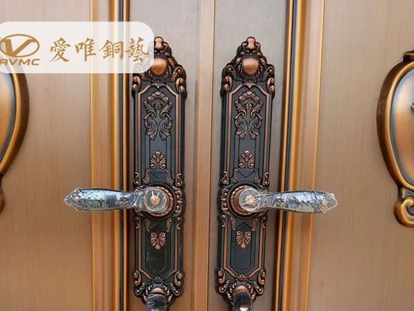 欧式铜门选购常识!