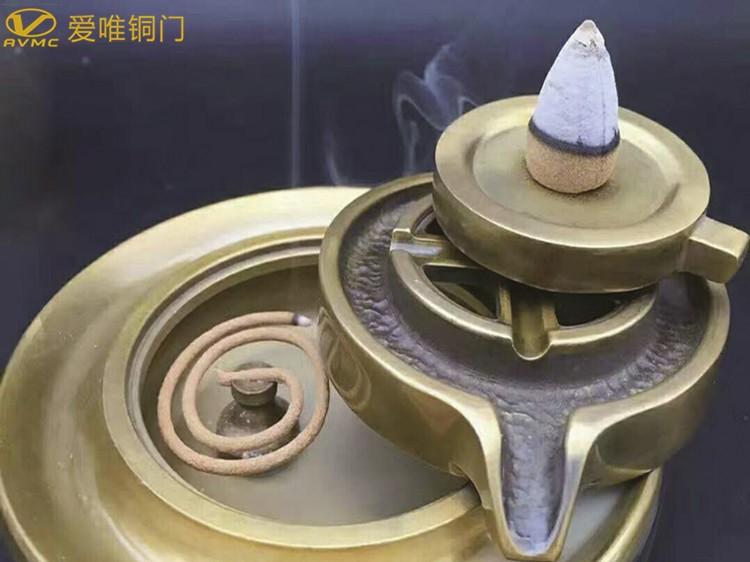 爱唯铜艺-香薰炉