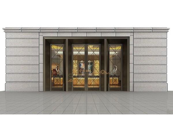 铜门的内部结构是怎么样?