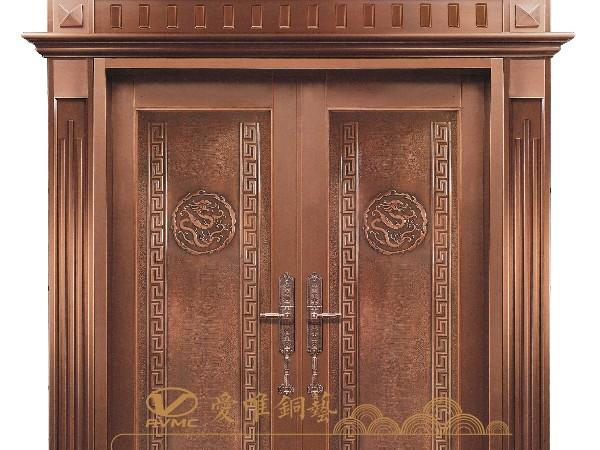 在铜门安装前我们应该做什么