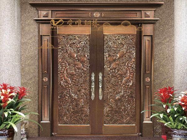 铜门厂家对于房屋保护的想法