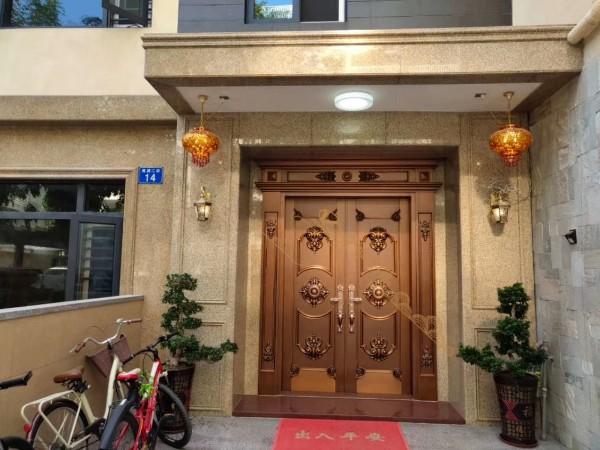铜铝门是怎么样出现的呢?