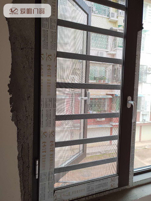 爱唯门窗工程案例