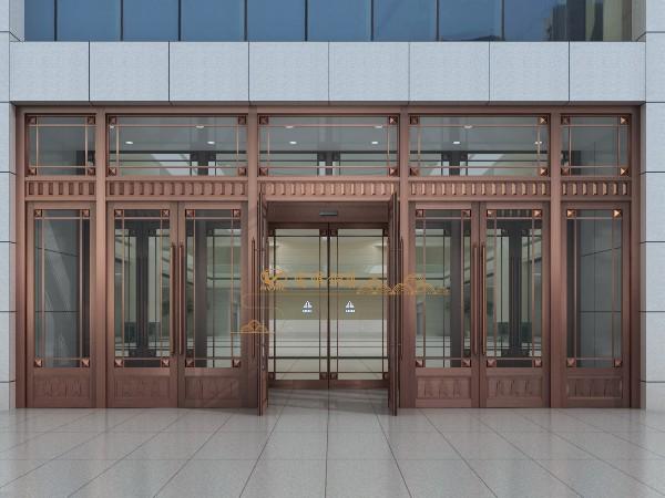 铜门定制厂家要注意铜门加工质量