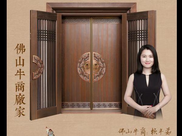 """这几天,听说广东铜门定制厂家爱唯铜艺有个""""大动作"""""""