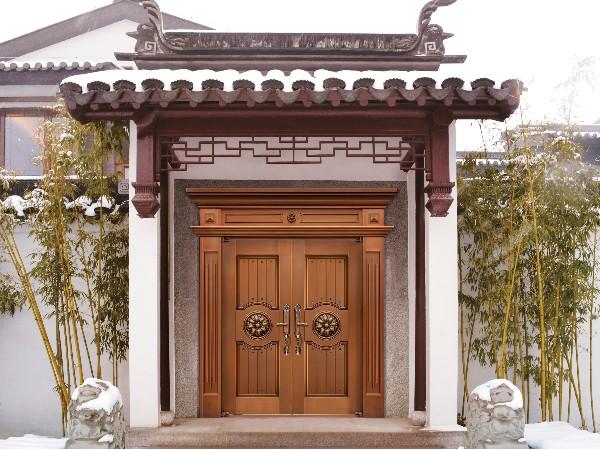 别墅铜门厂家的产品怎么保证质量