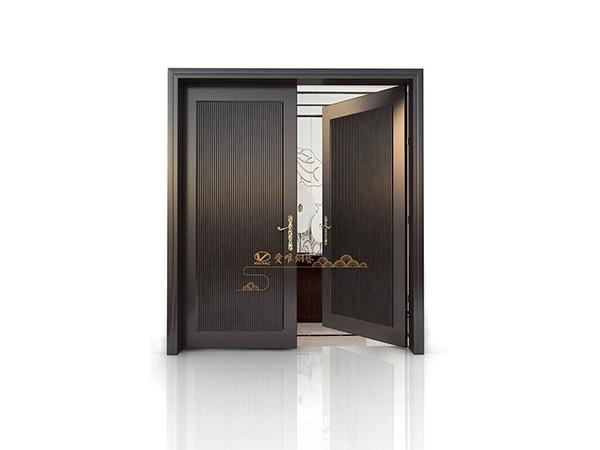 别墅铜门订做价格是多少?