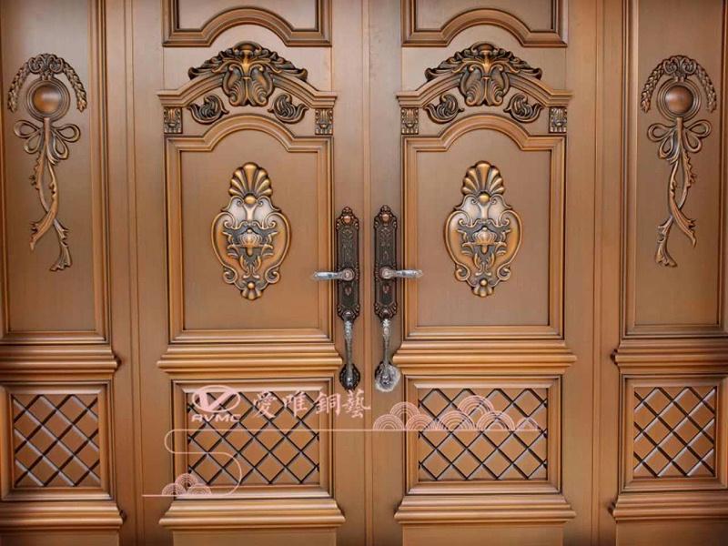 整家装铜门